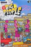 Cover Thumbnail for Here Come the Big People (1997 series) #1 [Cover B]
