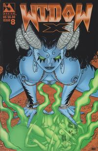 Cover Thumbnail for Widow X (Avatar Press, 1999 series) #8