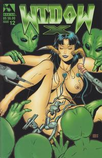 Cover Thumbnail for Widow X (Avatar Press, 1999 series) #12