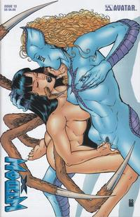 Cover Thumbnail for Widow X (Avatar Press, 1999 series) #13