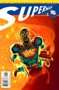 Cover Thumbnail for All Star Superman (DC, 2006 series) #1 [Neal Adams Cover]