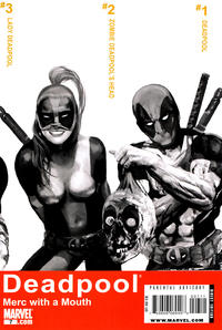 Cover Thumbnail for Deadpool: Merc with a Mouth (Marvel, 2009 series) #7