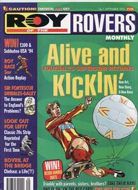 Cover Thumbnail for Roy of the Rovers Monthly (Fleetway Publications, 1993 series) #1
