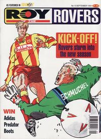 Cover Thumbnail for Roy of the Rovers Monthly (Fleetway Publications, 1993 series) #13