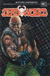 Cover Thumbnail for Deadworld (Caliber Press, 1989 series) #12