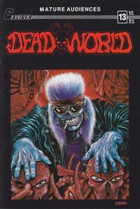 Cover Thumbnail for Deadworld (Caliber Press, 1989 series) #13