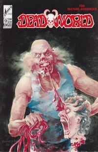 Cover Thumbnail for Deadworld (Arrow, 1986 series) #9 [Graphic Variant]