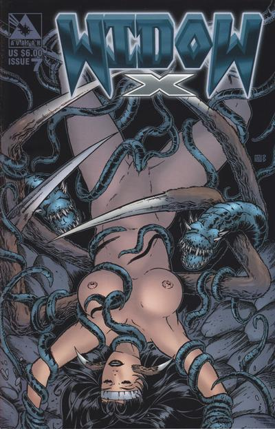 Cover for Widow X (Avatar Press, 1999 series) #7 [Regular edition]