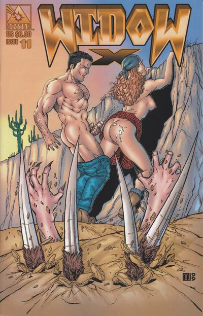 Cover for Widow X (Avatar Press, 1999 series) #11