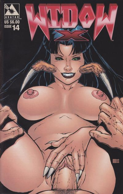 Cover for Widow X (Avatar Press, 1999 series) #14