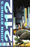 Cover for John Byrne's 2112 (Dark Horse, 1991 series)  [3rd Edition]