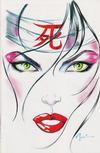 Cover for Shi: Heaven & Earth (Crusade Comics, 1997 series) #2 [Virgin Cover]