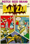 Cover for Banzai! (Kitchen Sink Press, 1978 series) #1