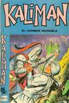 Cover for Kaliman (Editora Cinco, 1976 series) #3