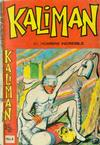 Cover for Kaliman (Editora Cinco, 1976 series) #4