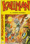Cover for Kaliman (Editora Cinco, 1976 series) #5