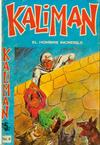 Cover for Kaliman (Editora Cinco, 1976 series) #8
