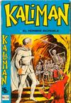 Cover for Kaliman (Editora Cinco, 1976 series) #10