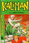 Cover for Kaliman (Editora Cinco, 1976 series) #11