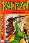 Cover for Kaliman (Editora Cinco, 1976 series) #13