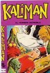 Cover for Kaliman (Editora Cinco, 1976 series) #15