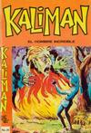 Cover for Kaliman (Editora Cinco, 1976 series) #20
