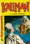 Cover for Kaliman (Editora Cinco, 1976 series) #21