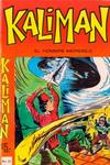 Cover for Kaliman (Editora Cinco, 1976 series) #22