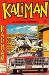 Cover for Kaliman (Editora Cinco, 1976 series) #23