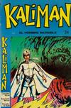 Cover for Kaliman (Editora Cinco, 1976 series) #24