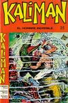 Cover for Kaliman (Editora Cinco, 1976 series) #25