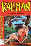 Cover for Kaliman (Editora Cinco, 1976 series) #26
