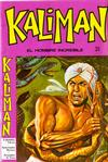 Cover for Kaliman (Editora Cinco, 1976 series) #31