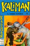 Cover for Kaliman (Editora Cinco, 1976 series) #32