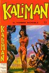 Cover for Kaliman (Editora Cinco, 1976 series) #33