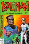 Cover for Kaliman (Editora Cinco, 1976 series) #39