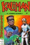 Cover for Kaliman (Editora Cinco, 1976 series) #39