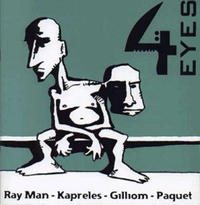 Cover Thumbnail for 4 Eyes (Bries, 1999 series) #1