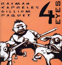 Cover Thumbnail for 4 Eyes (Bries, 1999 series) #2