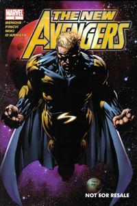 Cover Thumbnail for New Avengers No. 3 [Marvel Legends Reprint] (Marvel, 2005 series)