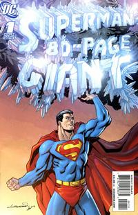 Cover Thumbnail for Superman 80-Page Giant (DC, 2010 series) #1