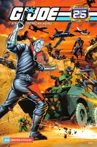 Cover Thumbnail for G.I. Joe, A Real American Hero [25th Anniversary Action Figure Reprint Series] (Hasbro, 2007 series) #14