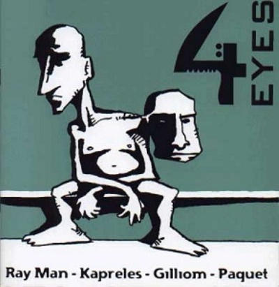 Cover for 4 Eyes (Bries, 1999 series) #1