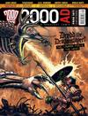 Cover for 2000 AD (Rebellion, 2001 series) #1671