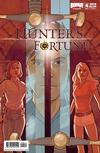 Cover for Hunter's Fortune (Boom! Studios, 2009 series) #4 [Cover A]