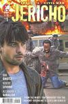Cover for Jericho Season 3: Civil War (Devil's Due Publishing, 2009 series) #1 [Cover B]