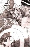 Cover Thumbnail for Siege (2010 series) #1 [Joe Quesada Sketch Variant Cover]