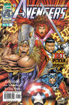 Cover Thumbnail for Avengers (1996 series) #1 [Liefeld Cover]