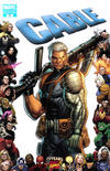 Cover for Cable (Marvel, 2008 series) #17 [70 Years of Marvel Comics]