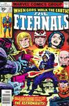Cover for The Eternals (Marvel, 1976 series) #13 [35¢ Price Variant]